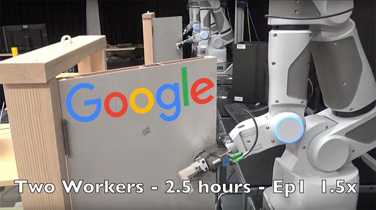 Google tasks robots with learning via Cloud Robotics