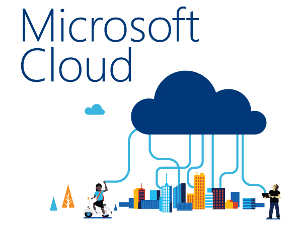 Microsoft's Profit Climbs 28 Percent with Shift to Cloud